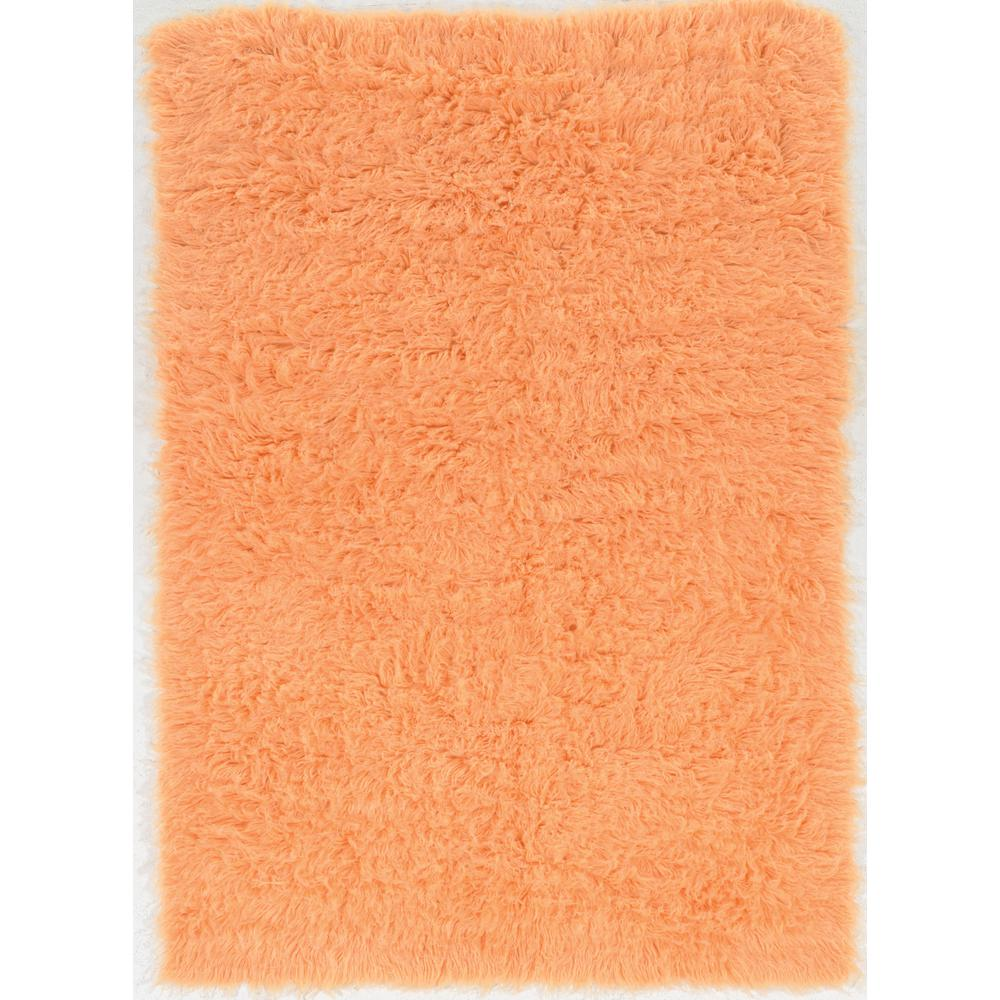 linon home decor flokati rug linon home decor new flokati sherbet 8 ft x 10 ft area 12992