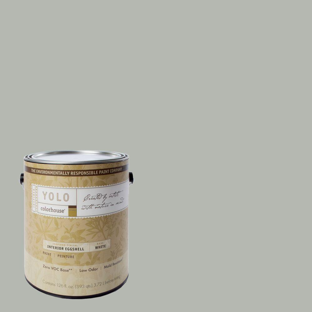 YOLO Colorhouse 1-gal. Metal .03 Flat Interior Paint-DISCONTINUED
