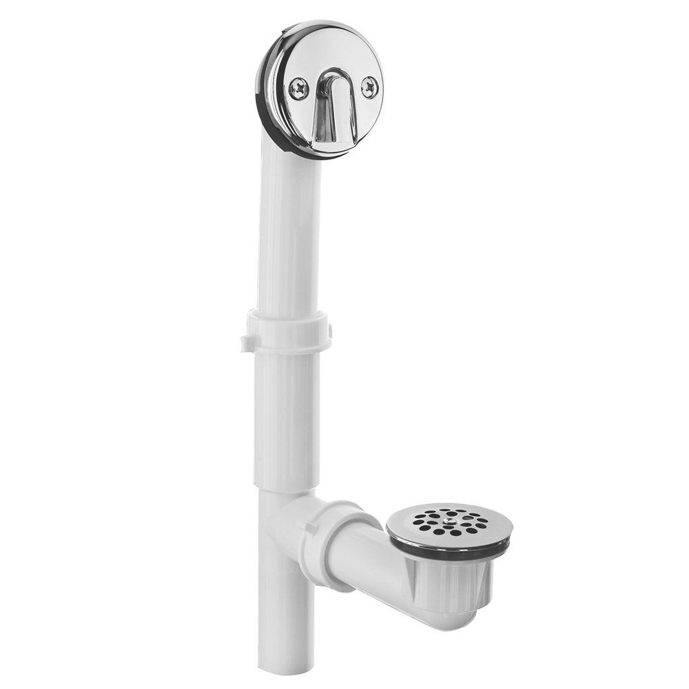 DANCO Tub Drain Kit - Trip Lever-51932 - The Home Depot