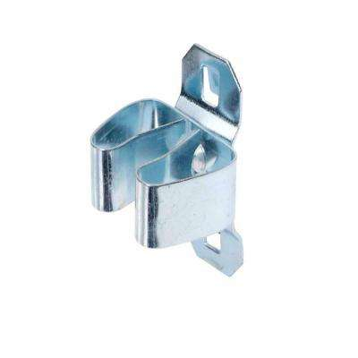 1/2 in. - 1 in. Hold Range 1-1/2 in. Projection Steel Standard Spring Clip for LocBoard (5-Pack)