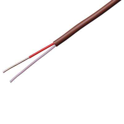 500 ft. 20/2 Solid BC CMR/CL2R Brown Thermostat Wire