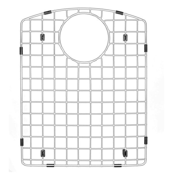12-1/2 in. x 15-3/4 in. Stainless Steel Bottom Grid