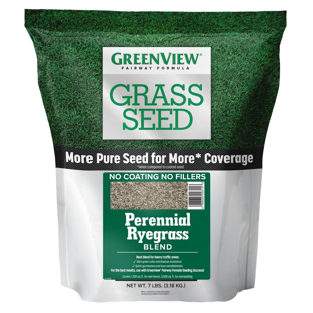 GreenView GreenView 7 lbs. Fairway Formula Grass Seed Perennial Ryegrass Blend