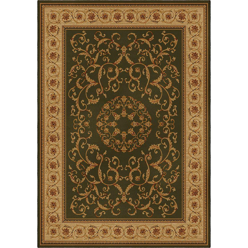 Orian Rugs Rochester Cactus 5 ft. 3 in. x 7 ft. 6 in. Area Rug