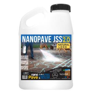 10 lb. NanoPave JSS Ghost 2-in-1 Joint Stabilizer and Sealer Bottle