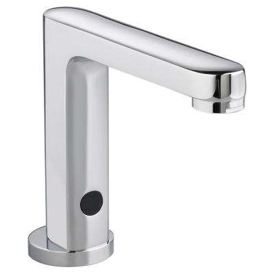 Moments Selectronic AC Powered Single Hole Touchless Bathroom Faucet with Supply Lines in Chrome