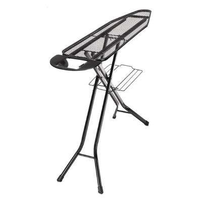 Deluxe 4-Leg Ironing Board with Metal Mesh Top