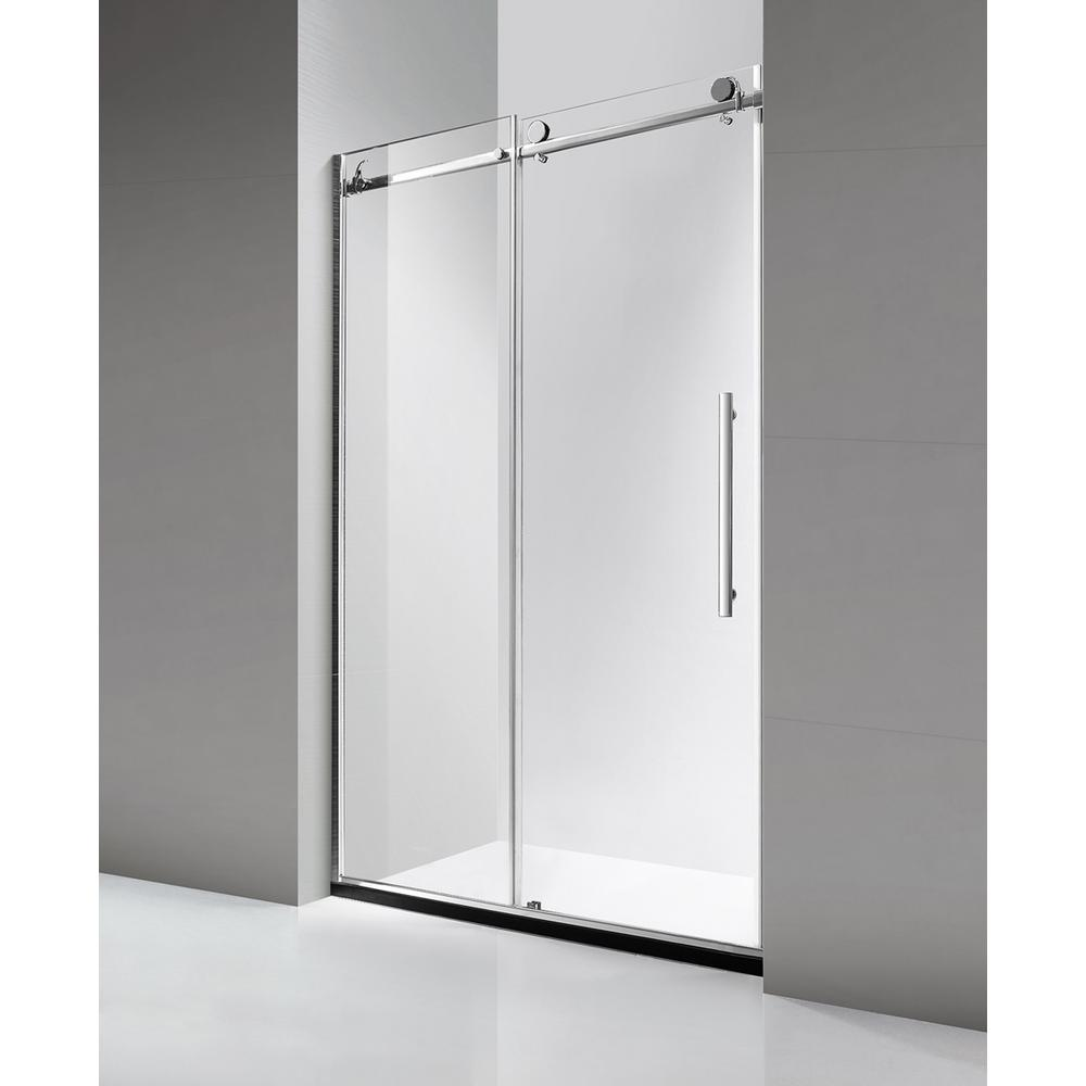 VIGO - Shower Doors - Showers - The Home Depot