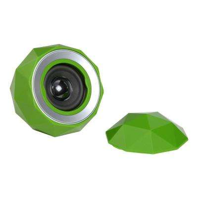 Lyrix PowerBall Wireless Bluetooth Speaker - Green