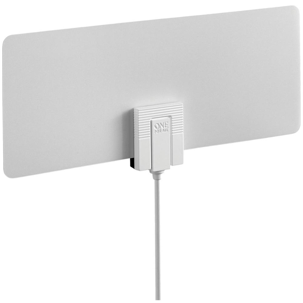 One For All Indoor Flat HDTV Antenna