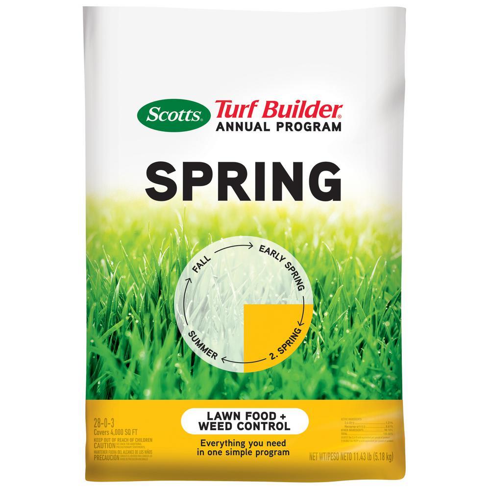 12 lbs. Turf Builder Spring Lawn Fertilizer