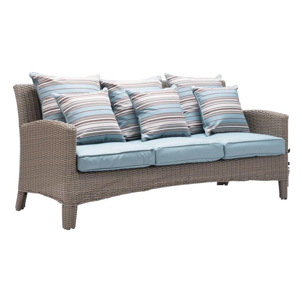 ZUO Maclear Sofa in Natural