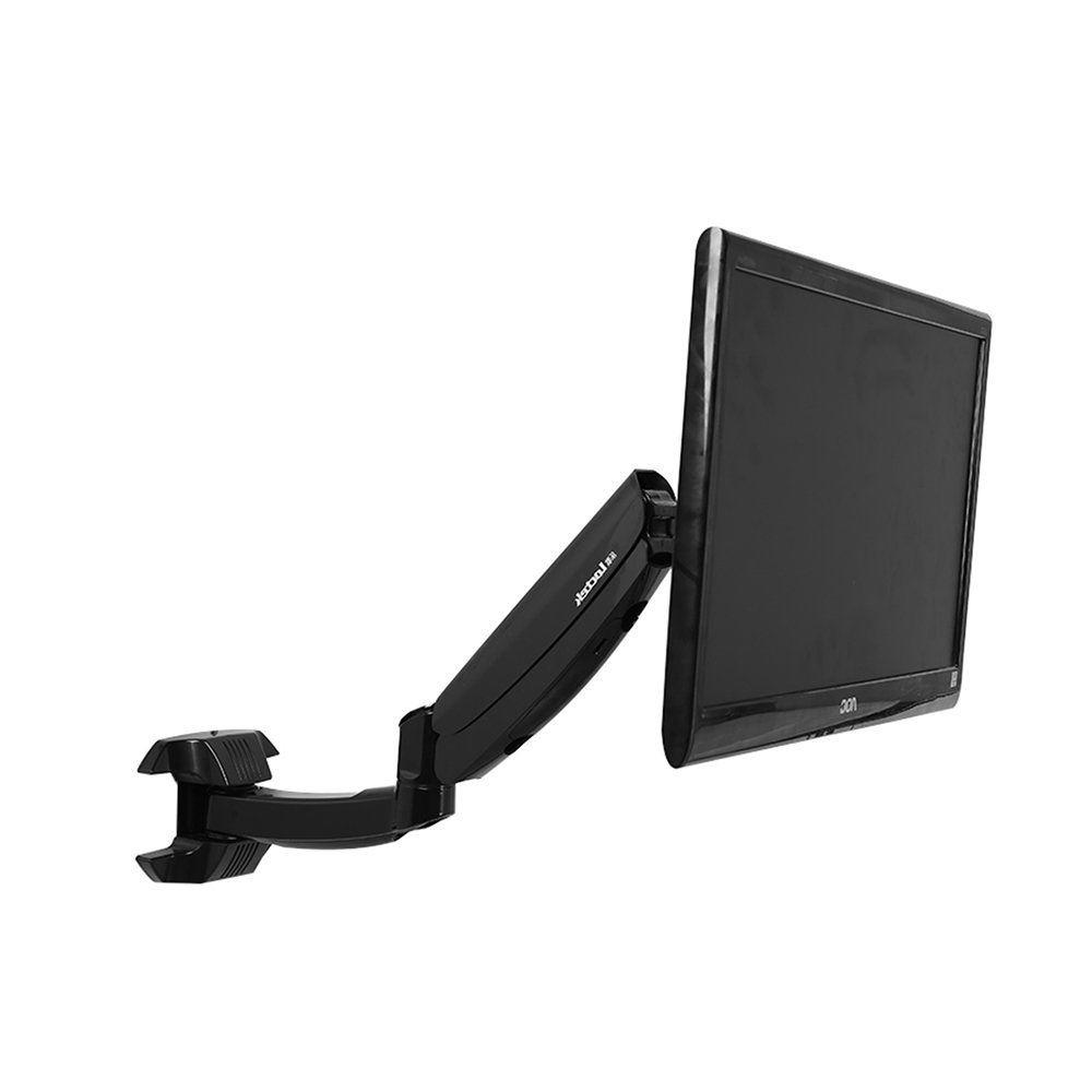 Full Motion LCD Arm Monitor Wall Mount for Most 10 in.