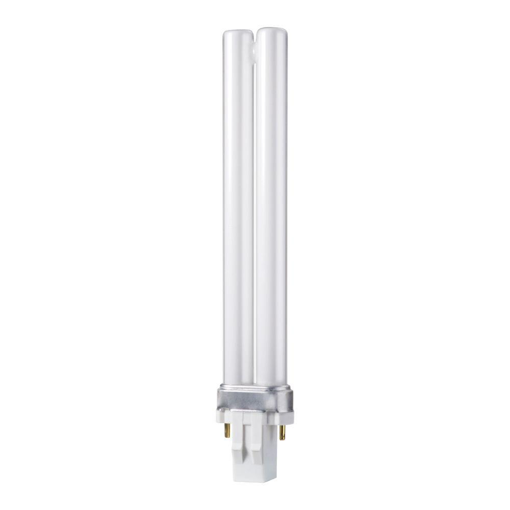 13-Watt GX23 CFLni 2-Pin CFL Light Bulb Cool White (4100K)
