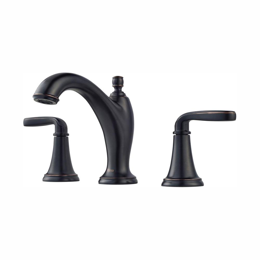 Pfister Northcott 8 in. Widespread 2-Handle Bathroom Faucet in Tuscan Bronze