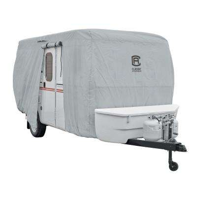 PermaPRO 160 in. L 80 in. W x 84 in. H Deluxe Molded Fiberglass Travel Trailer Cover