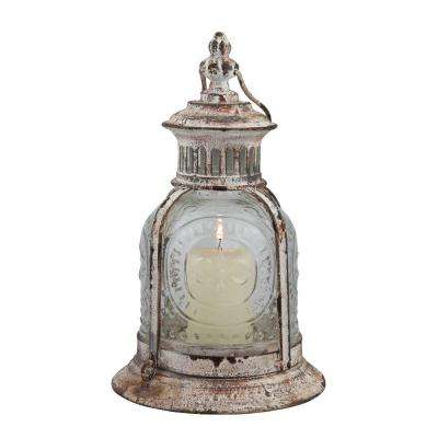 10 in. x 6 in. Cafe Terrace Lantern