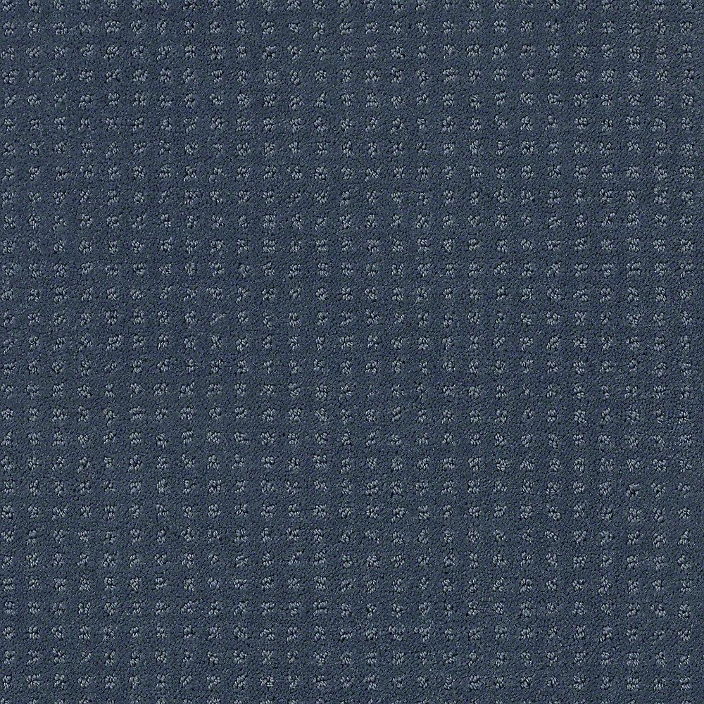 Carpet Sample - Sand Dollar - Color Ink Spot 8 in. x 8 in.