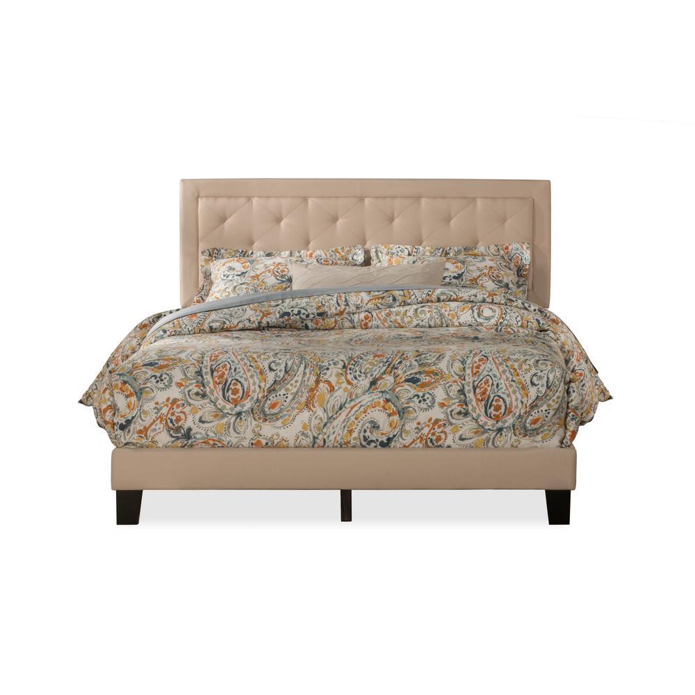 La Croix Linen Full Bed in One