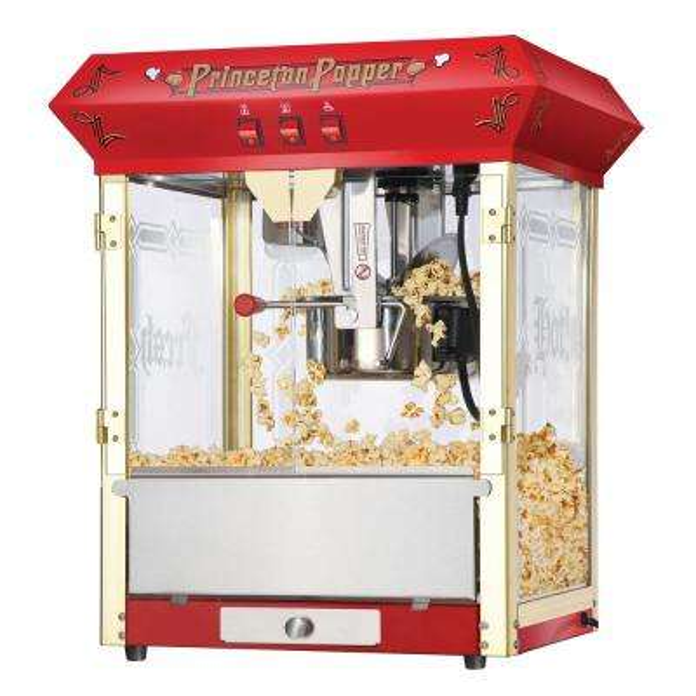 Princeton Popcorn Machine