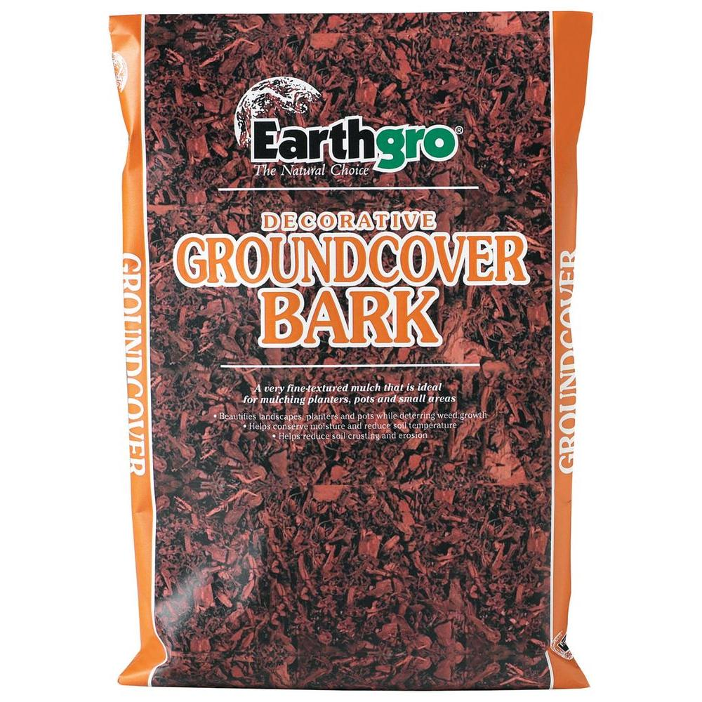 2 cu. ft. Groundcover Bark