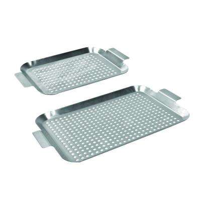 Stainless Grid Set (Set of 2)