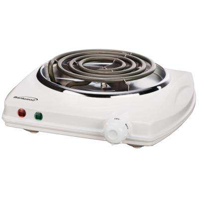 1000-Watt Single Burner Hot Plate