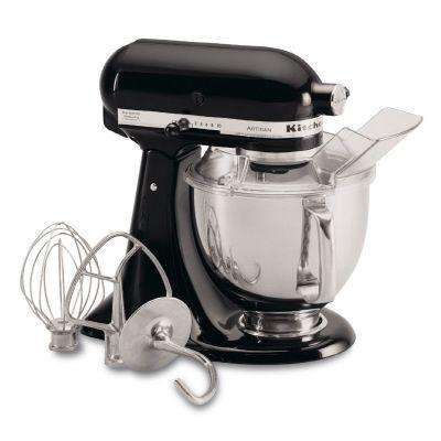 KitchenAid Artisan 5 Qt. Onyx Black Stand Mixer