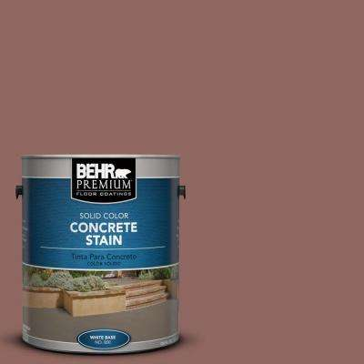 1 gal. #PFC-09 Giant Sequoia Solid Color Interior/Exterior Concrete Stain
