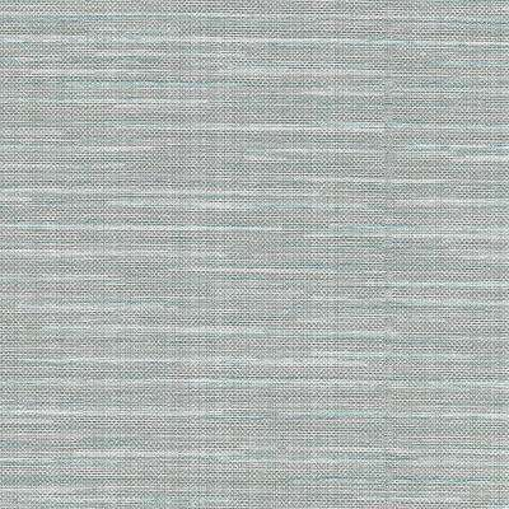 Bay Ridge Blue Faux Grcloth Wallpaper Sample