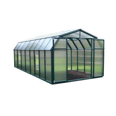 Hobby Gardener 8 ft. x 16 ft. Greenhouse