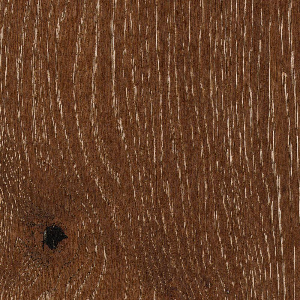 Wire Brushed Heritage Oak 3/8 in. T x 6-1/2 in. W