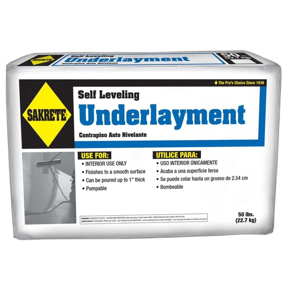 Oldcastle 50 lb. Gray Self-Leveling Floor Resurfacer