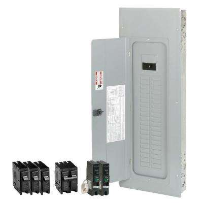 200 Amp 40-Space 50-Circuit BR Type Main Breaker Load Center Value Pack