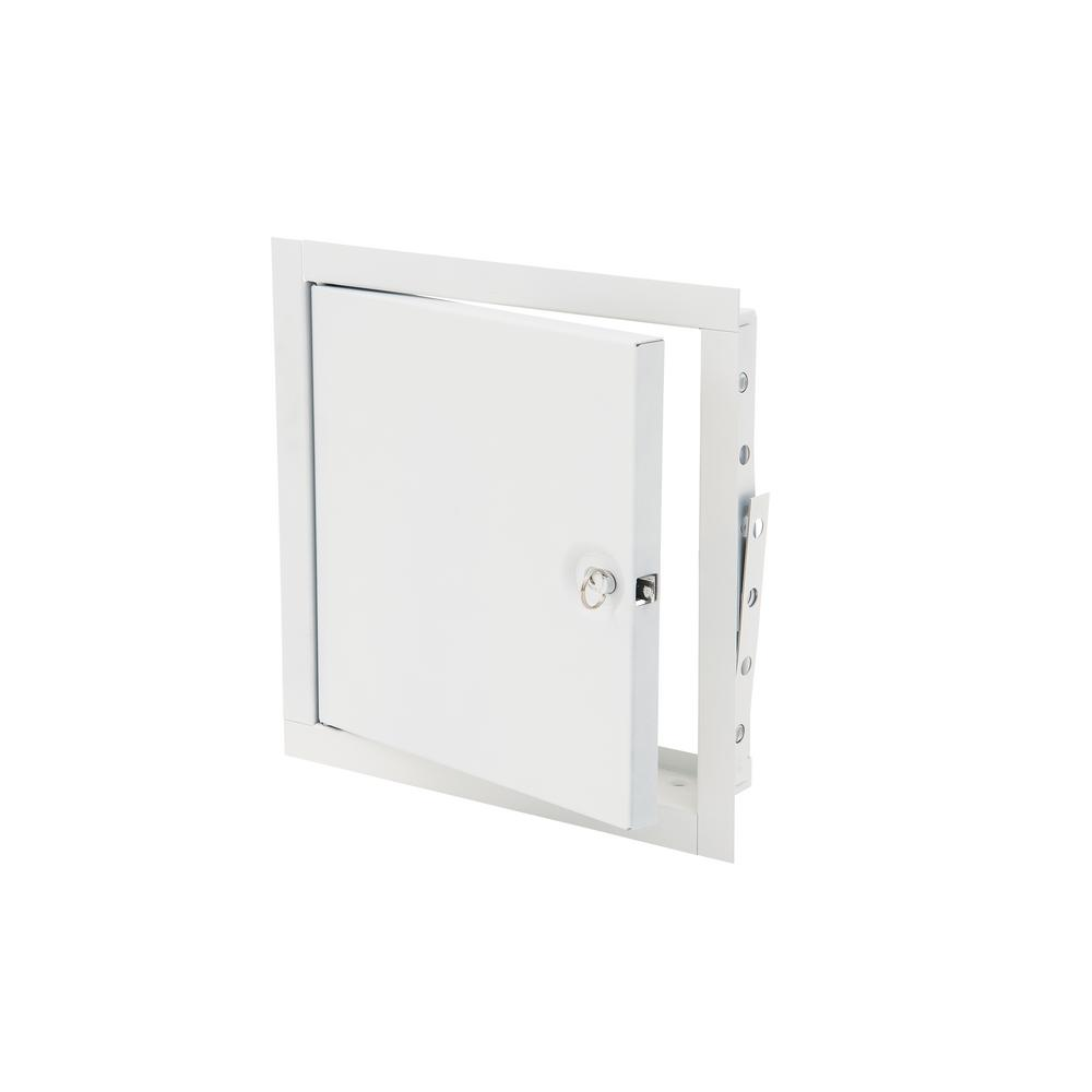 Elmdor 18 In X 18 In Fire Rated Metal Wall Access Panel