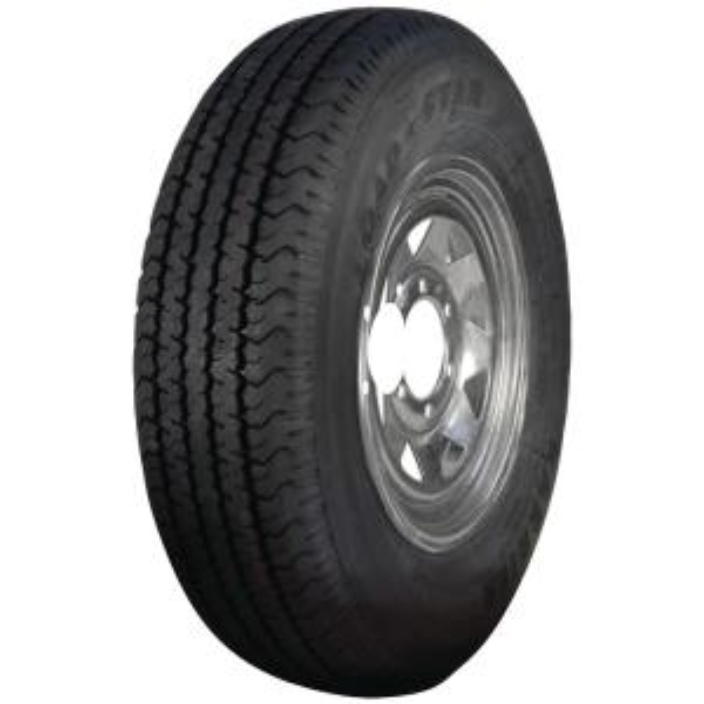 Loadstar 2150 lb. Load Capacity Galvanized Eight Spoke Steel Wheel Rim by Loadstar