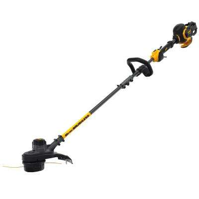 FLEXVOLT 60-Volt MAX Lithium-Ion Cordless Brushless 15 in. String Grass Trimmer (Tool-Only)