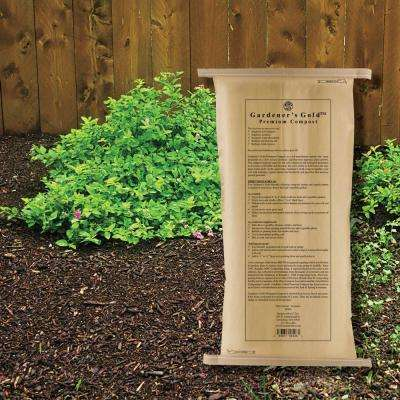 16 qt. Gardener's Gold Premium Compost Bag