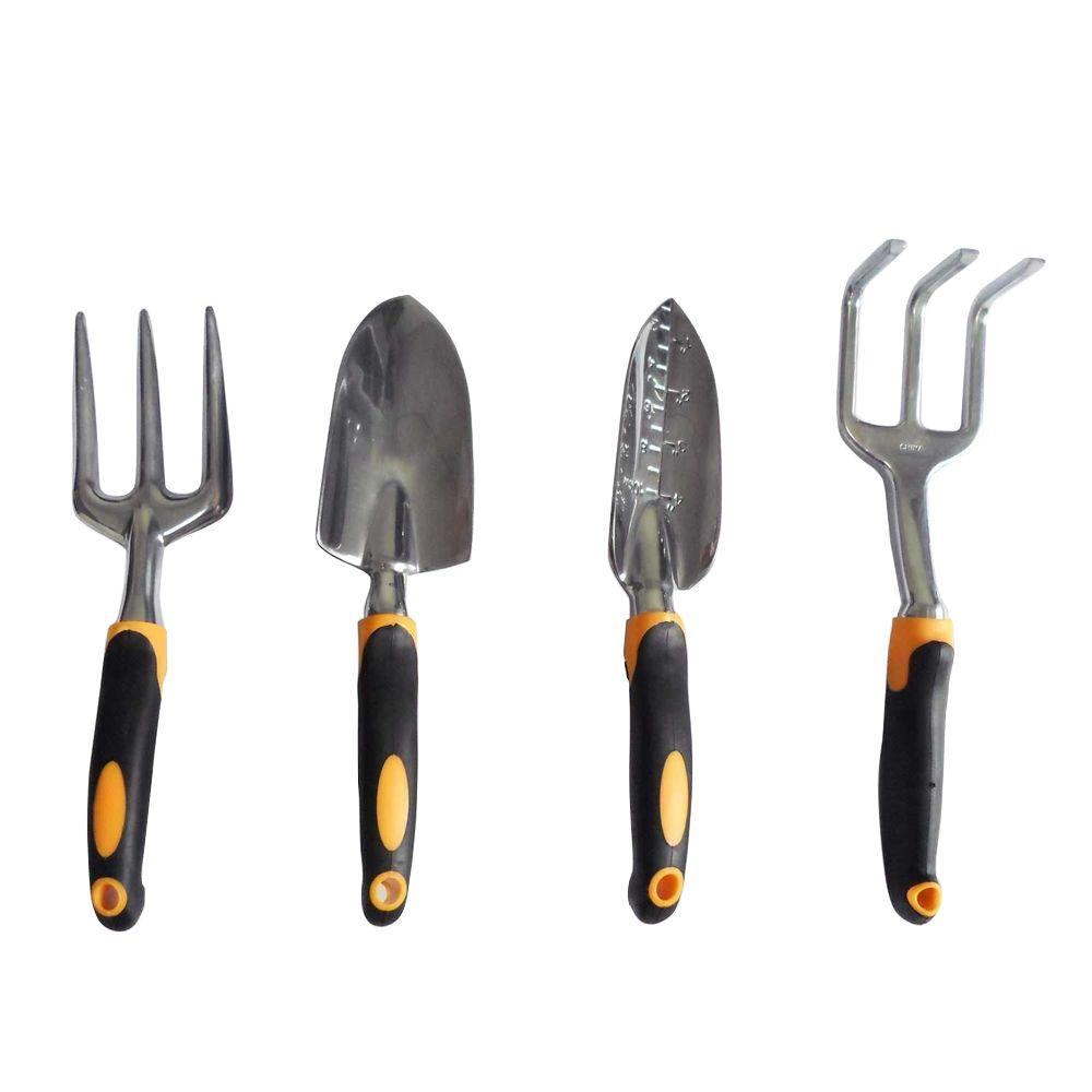 GardenHOME Ergonomic Tool Set (4-Piece)