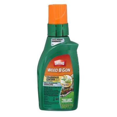 Weed B Gon 32 oz. Max Plus Crabgrass Control Concentrate