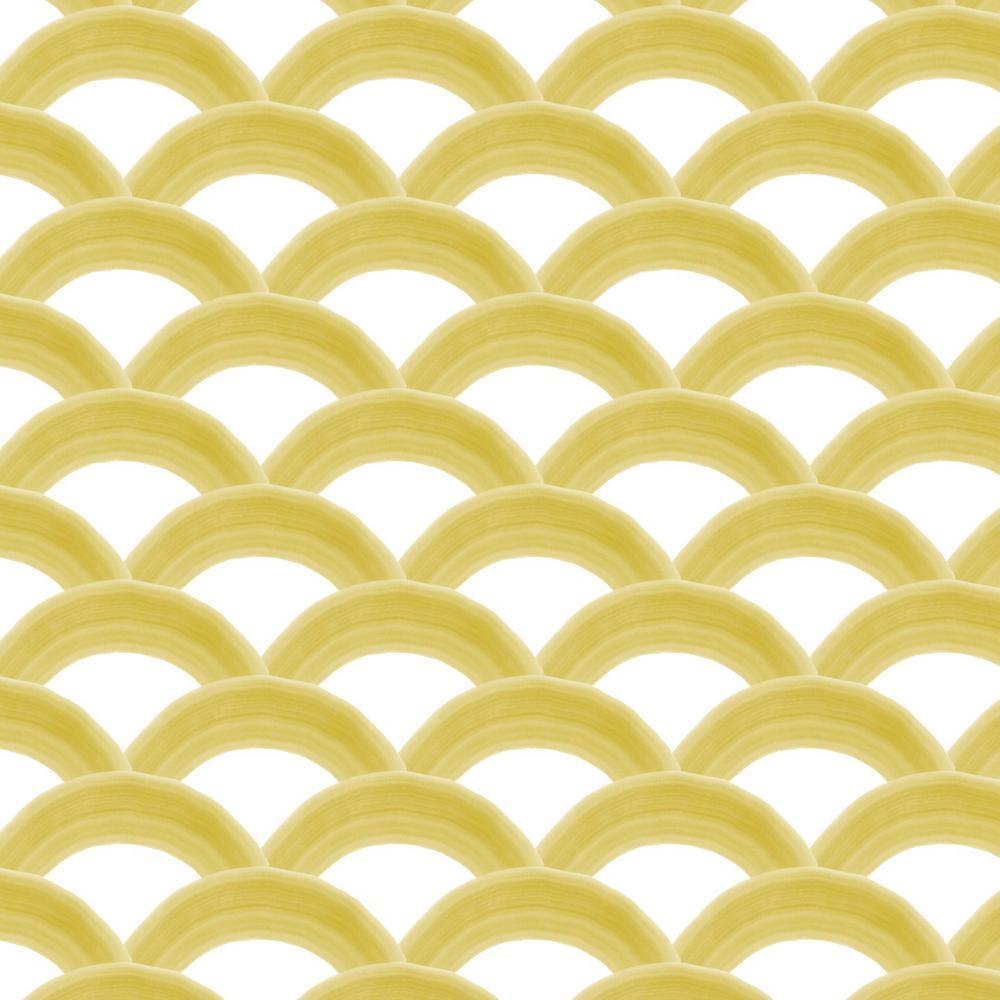 Mitchell Black Baby Collection Rainbows in Golden Premium Matte Wallpaper