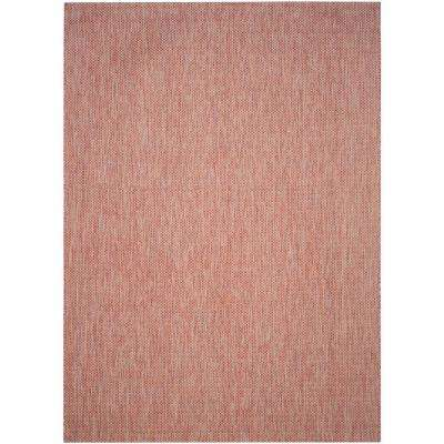 9 X 12 Solid Grant Outdoor Rugs The Home Depot
