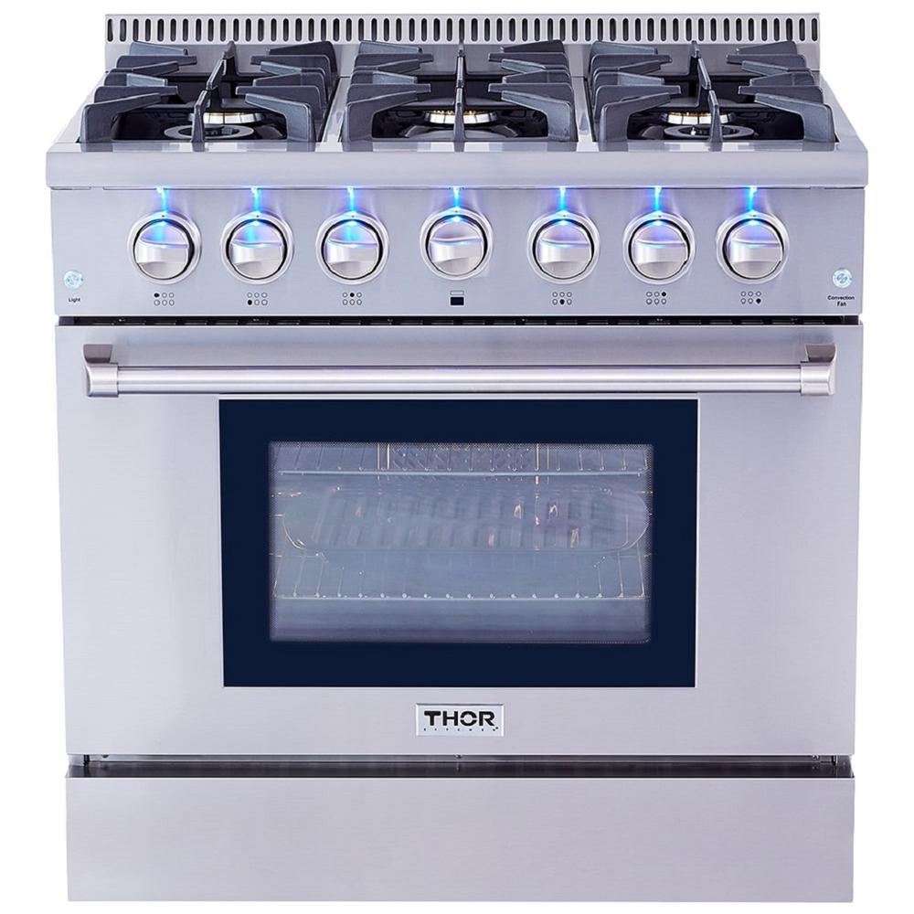 5 2 Cu Ft Professional Gas Range