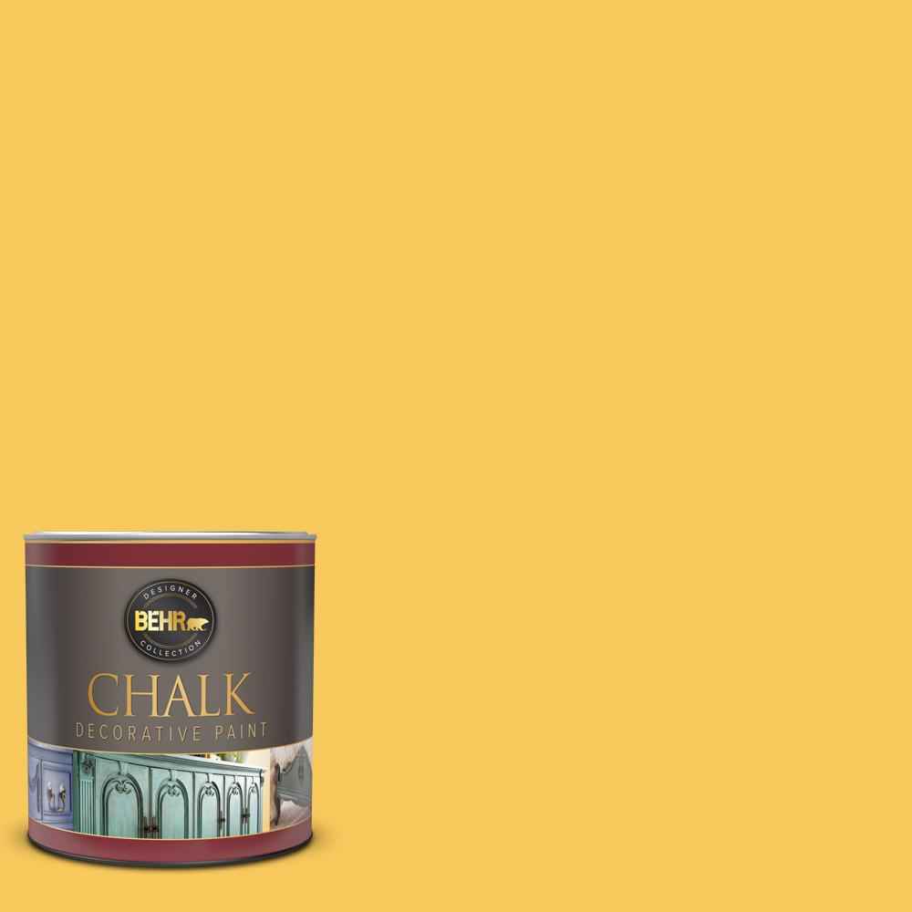 BEHR 1 qt. #BCP12 Summer Porch Interior Chalk Decorative Paint