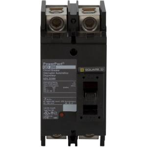 Square D QO 200 Amp Q Frame AIR 2-Pole Circuit Breaker by Square D