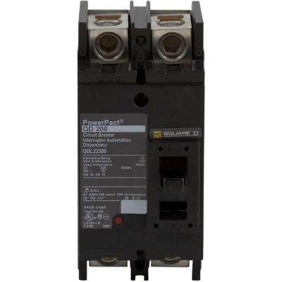 QO 200 Amp Q Frame AIR 2-Pole Circuit Breaker