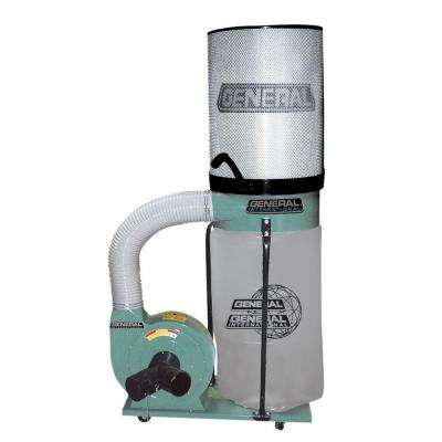 1.5 HP Dust Collector with Canister Filter