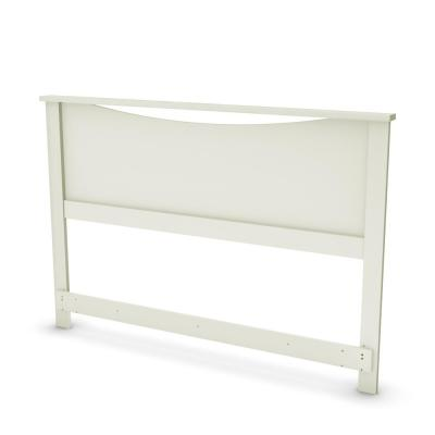 Step One Full/Queen-Size Headboard in Pure White