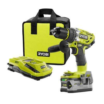18-Volt ONE+ Brushless Hammer Drill Kit