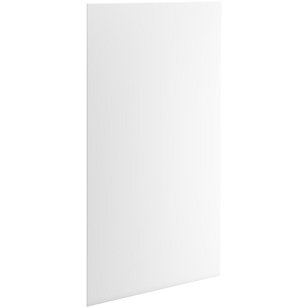 Kohler Choreograph White Shower Wall Surround Side And Back Panels (Co